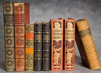 Антикварные книги и издания