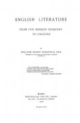 English literature from the Norman conquest to Chauce