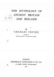 The mythology of ancient Britain and Ireland